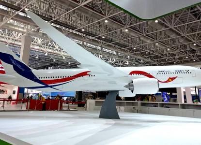 Россия определила шесть приоритетных технологий самолетостроения