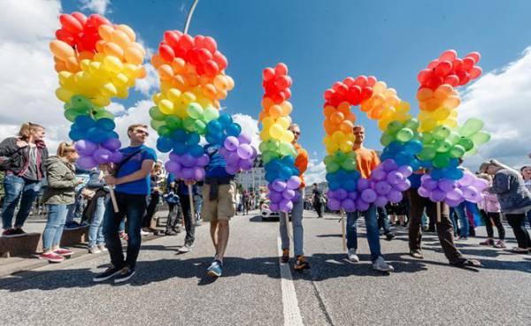 Гей-парады заставят вздрогнуть Кавказ