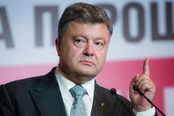 Когда Порошенко сбежит из Украины?