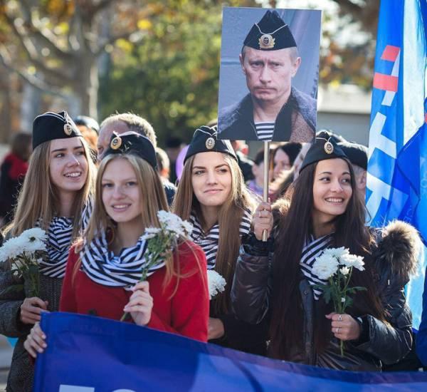 «Крым – Россия. Навсегда!»