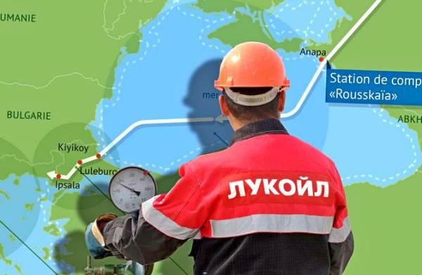 Минус 9 млрд. Болгария решила отыграться за «Турецкий поток» на «ЛУКойле»