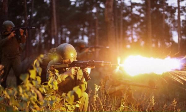 ДНР: Украинская армия попыталась устроить прорыв и отступила с большими потерями