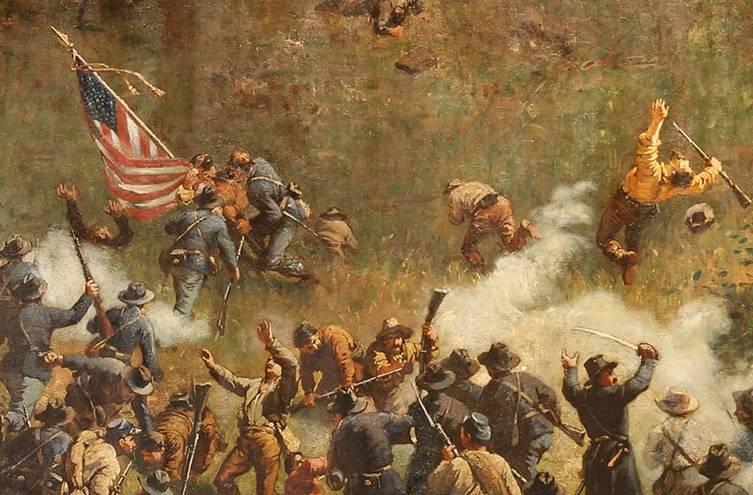 american history essay gettysburg The Battle of Gettysburg