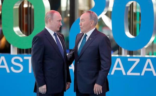 Россия-Казахстан: 25 лет партнерства и подводных камней