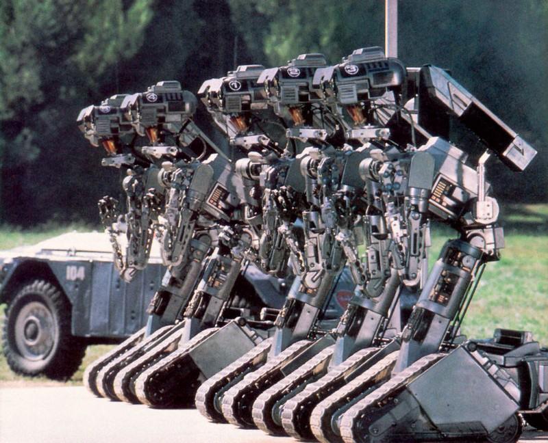 military robots - 780×632