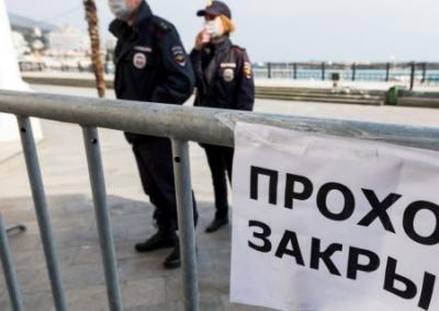 В Крыму процветает коррупция: задержаны генерал-майор ФСБ и полковник МВД