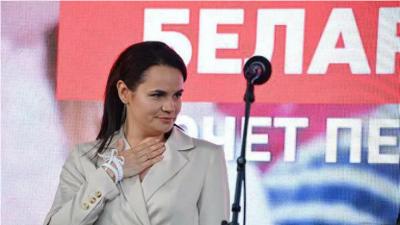 Тихановская ждёт официального приглашения в Киев и просит Украину усилить давление на Лукашенко