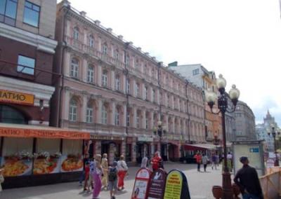 Русский дом в Киеве, мешающий дерусификации и украинизации, закрывают