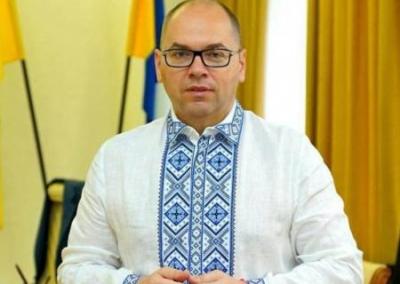 Степанов начал противостояние с Офисом президента