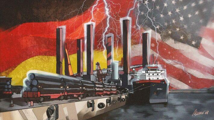 «Северный поток – 2» является главным российско-немецким проектом