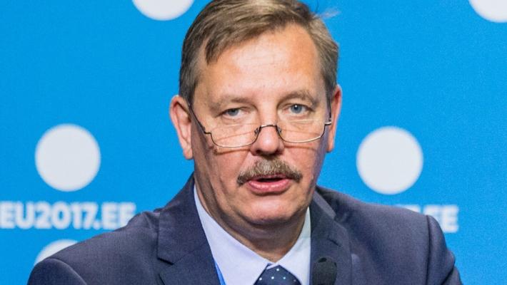 Министр экономики и коммуникации Эстонии Таави Аас