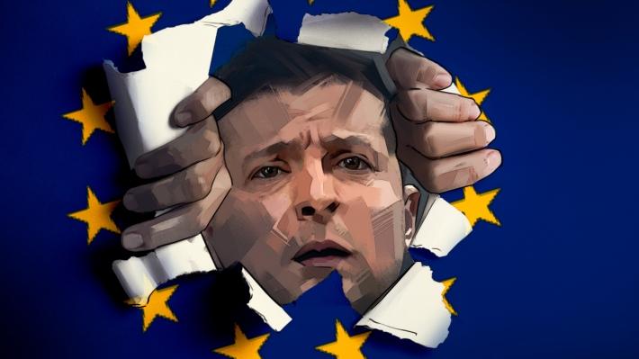 Украина признала Крым российским через обвинения СНБО в адрес ФРГ и Франции