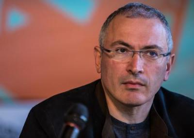В России заблокировали сайты, связанные с Ходорковским